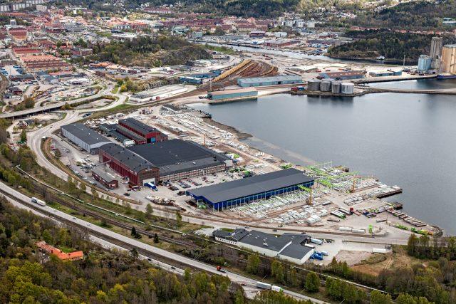 Kasens industriområde