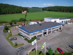 Kontor i Halden, Knivsøveien 4-6