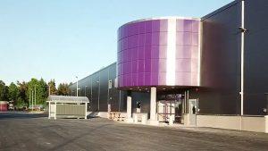 Kynningsrud Fastighet har utvecklat och byggt ut fastigheten åt K-rauta i Karlstad